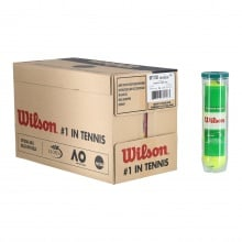 Wilson Stage 1 Starter Play Green Methodikbälle 18x4er Karton