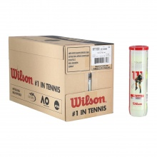 Wilson Tour Red Clay Tennisbälle 18x4er Karton