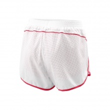 Wilson Tennishose Short Competition Woven 3.5in kurz weiss Damen