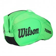 Wilson Racketbag Team III 2018 lime 3er