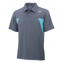 Wilson Polo Pure Battle grau/blau Herren