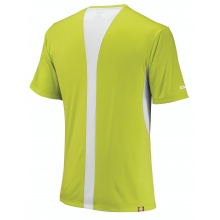 Wilson Tshirt Win Big lime Herren