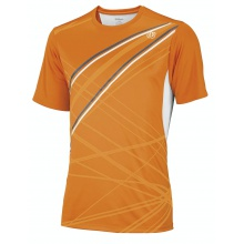 Wilson Tshirt Win Big orange Herren