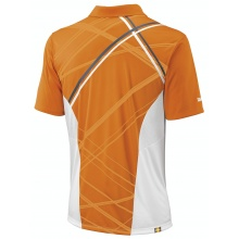 Wilson Polo Well Equipped weiss/orange Herren