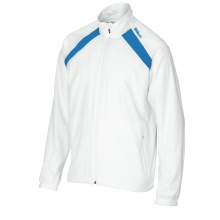 Wilson Jacket Performance 2013 weiss/blau Herren