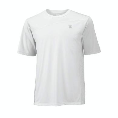 Wilson Tshirt Rush Colorblock weiss Herren (Größe L+XL)