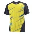 Wilson Tshirt Cardiff Blur Crew sun Herren (Größe XXL)