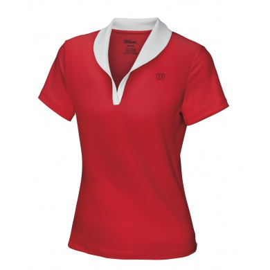 Wilson Polo Timeless 2014 rot Damen