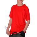 Wilson Tshirt Performance rot Boys (Größe 140)