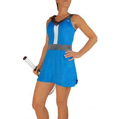 Wilson Kleid Star Power blau Damen