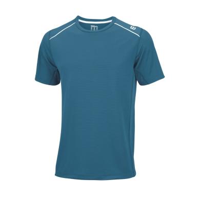 Wilson Tshirt NVision Elite 2015 ultramarine Herren