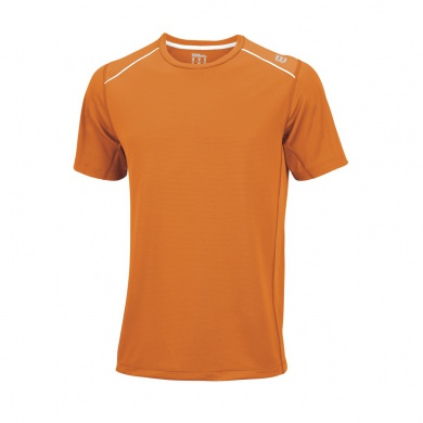 Wilson Tshirt NVision Elite 2016 orange Herren