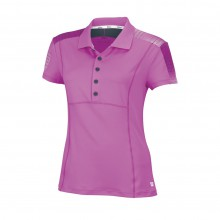 Wilson Polo Summer Color Flight pink Damen