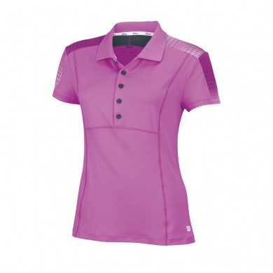 Wilson Polo Summer Color Flight 2015 pink Damen
