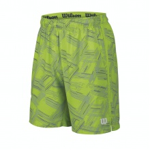 Wilson Short Summer Print 8 2016 grün Boys