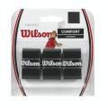 Wilson Profile Overgrip Badminton 3er schwarz