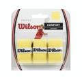 Wilson Profile Overgrip Badminton 3er gelb