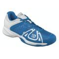 Wilson Stance Elite Clay blau/weiss Tennisschuhe Herren