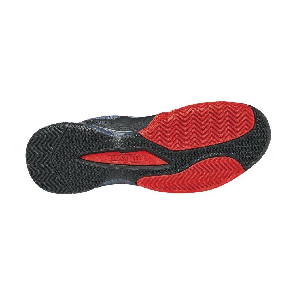 Wilson Rush EVO 2015 rot/schwarz Tennisschuhe Herren