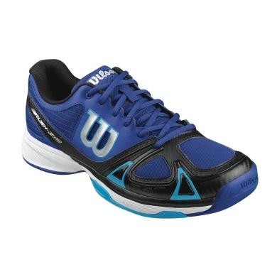 Wilson Rush EVO 2016 blau Tennisschuhe Herren