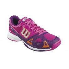 Wilson Rush Pro 2016 pink Tennisschuhe Girls