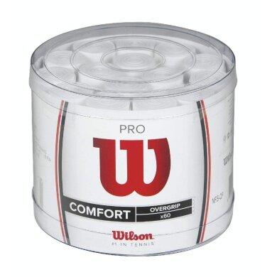 Wilson Pro Overgrip 60er Box weiss