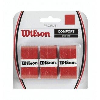Wilson Profile Overgrip 3er rot