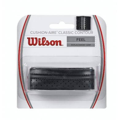 Wilson Cushion Aire Classic Contour Basisband schwarz