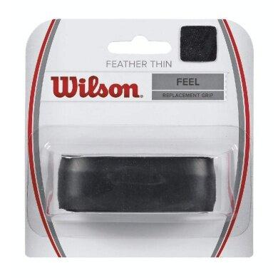 Wilson Feather Thin Basisband schwarz