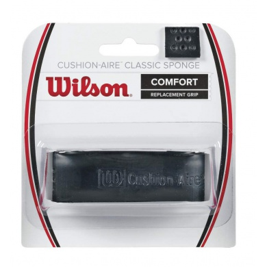 Wilson Cushion Aire Classic Sponge Basisband schwarz