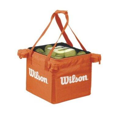 Wilson Balltasche (150 Bälle) orange