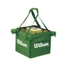 Wilson Balltasche (150 Bälle) grün
