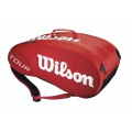 Wilson Racketbag Tour 2014 rot 9er