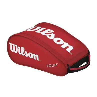 Wilson Schuhtasche Tour 2016 rot