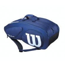 Wilson Racketbag Team II 2016 navy 12er