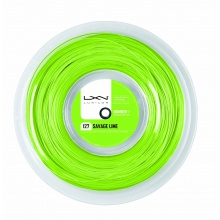 Luxilon Savage 1.27 lime 200 Meter Rolle