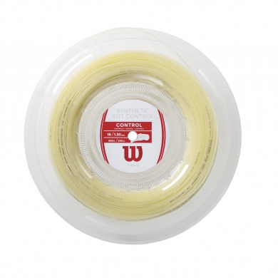 Wilson Synthetic Gut Control natur 200 Meter Rolle