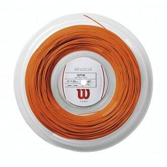 Wilson Revolve orange 200 Meter Rolle