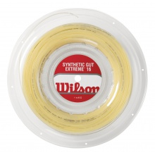 Besaitung mit Wilson Synthetic Gut Extreme