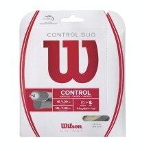 Wilson Control Duo (NXT Power + Alu Power) hybrid Tennissaite
