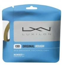 Luxilon Original Rough 1.30 natur Tennissaite