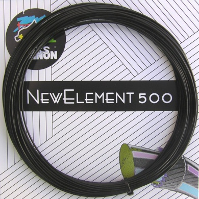 WeissCannon New Element 500 Tennissaite