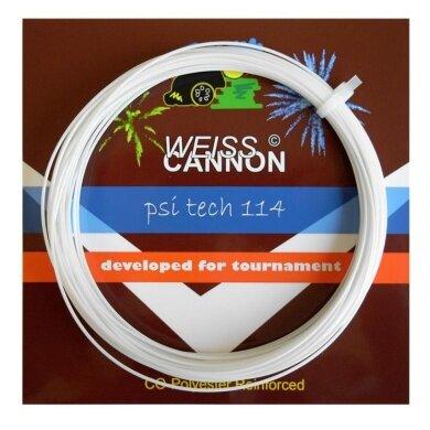 WeissCannon Psi Tech 114 1.20 weiss Tennissaite