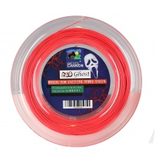 WeissCannon Red Ghost neonrot 200 Meter Rolle