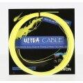 WeissCannon Ultra Cable gelb Tennissaite
