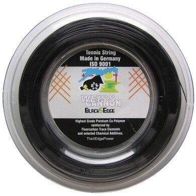 WeissCannon Black5Edge 1.24 schwarz 200 Meter Rolle