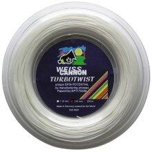 WeissCannon Tennissaite Turbo Twist (Spin+Touch) weiss 200m Rolle