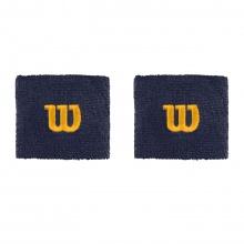 Wilson Schweissband W Standard peacoatblau 2er