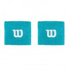 Wilson Schweissband W Standard scubablau 2er