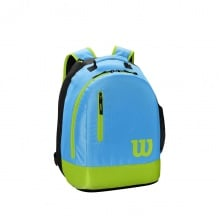 Wilson Rucksack Youth Kinder hellblau/lime
